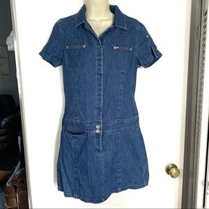 Vintage Tommy Hilfiger jean dress (women or kids)